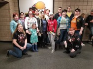 MN RollerGirls Social Event 2019