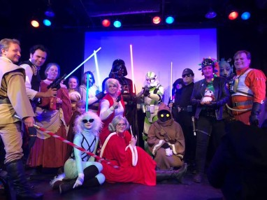 Star Wars Holiday Special 2018 (Photo Credit: Alex Hall)