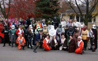 Anoka Halloween Parade 2018 (Photo Credit: Alex Hall)