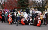 Anoka Halloween Parade 2018 (Photo Credit: Alex Hall)